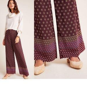 Anthropologie Marsden Wide-Leg Pants- Sz 16 NWT